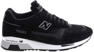 New Balance Sneakers Leather Suede
