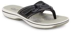 Clarks Breeze Mila Thong Sandals