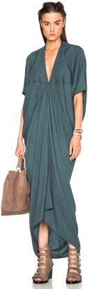 Rick Owens Silk Kite Dress $1,381 thestylecure.com