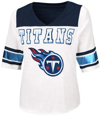 Touch By Alyssa Milano Women's Tennessee Titans Touchdown T-Shirt