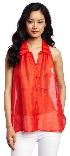 Plenty by Tracy Reese Women's Raglan Sleeveless Shirt