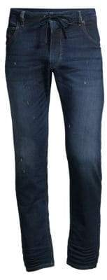 Diesel Krooley Straight-Leg Jeans