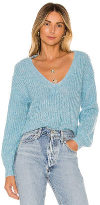 Tularosa Frances V Neck Sweater