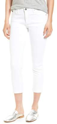 AG Jeans Prima Roll-Up Skinny Jeans