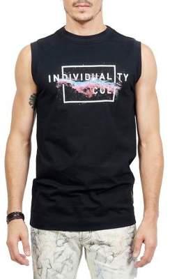 Cult of Individuality Galaxy Individuality Crewneck Tank