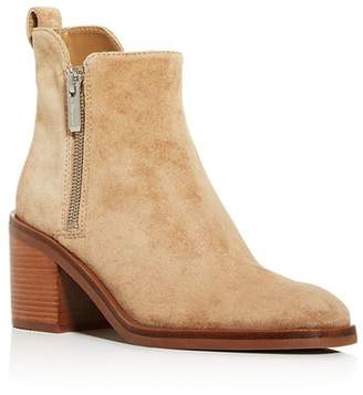 3.1 Phillip Lim Women's Alexa Square-Toe Booties