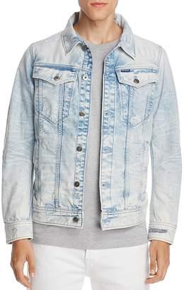G-STAR RAW 3301 DC 3D Slim Denim Jacket $230 thestylecure.com