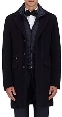 Moorer Men's Wool-Cashmere Coat