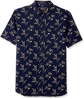 Pendleton Men's Short Sleeve Classic-fit Kay Street Shirt