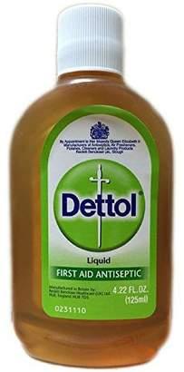 Dettol First Aid Antiseptic Liquid 4.22 oz