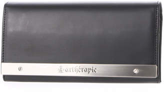 Artherapie (アルセラピィ) - アルセラピィ artherapie ATメタルプレート かぶせがま口長財布
