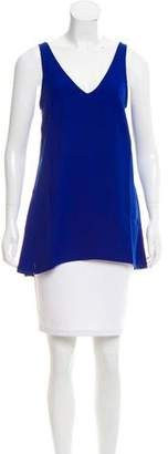 Timo Weiland Sleeveless V-Neck Top w/ Tags