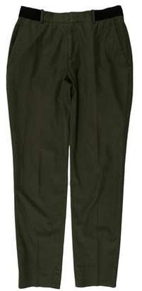 Alexander McQueen Flat Front Chino Pants w/ Tags