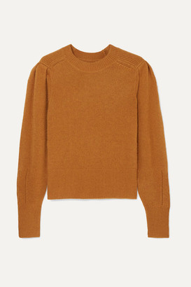 Isabel Marant Colroy Cashmere Sweater - Camel