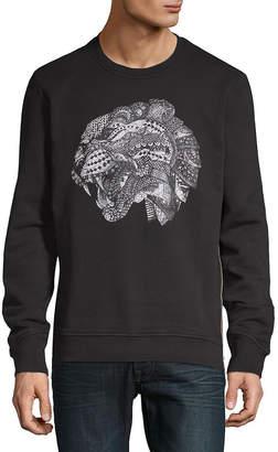 Just Cavalli Graphic Sweatshirt