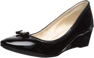 Cole Haan Women's Tali Bow Mini Wedge Pumps