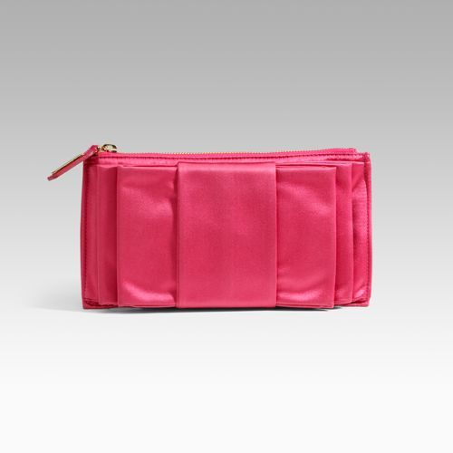 Valentino Flat Bow Clutch