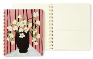 Kate Spade Bouquet Spiral Notebook