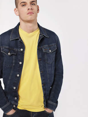 Diesel Denim Jackets 084UB - Blue - S