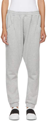 Baja East Grey Slim Lounge Pants