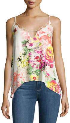 On the Road Lily Floral-Print Top $69 thestylecure.com