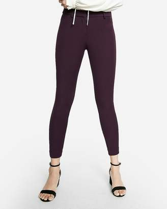 Express Mid Rise Extreme Stretch Skinny Pant