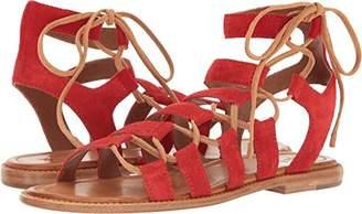 Frye Women's Blair Side Ghillie Gladiator Sandal