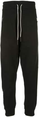 Birk Nielsen drop crotch jogging trousers