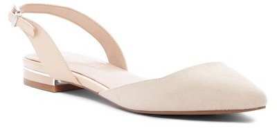 Aldo Winiger Ankle Strap d'Orsay Flat