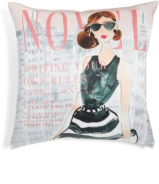 Kate Spade Vogue - Writing Your Own Rules Accent Pillow