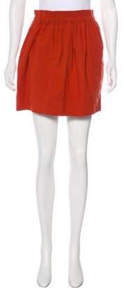 Karen Walker Mini Flared Skirt