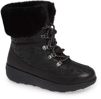 FitFlop Holly Genuine Shearling Lined Bootie
