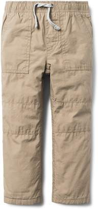 Crazy 8 Crazy8 Toddler Lined Utility Pants