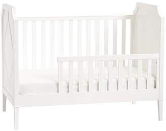 Pottery Barn Kids Taryn Crib Toddler Bed Conversion Kit, Simply White