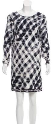 Kenzo Silk Mini Dress w/ Tags