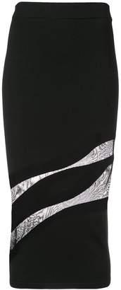 Cushnie cut out pencil skirt