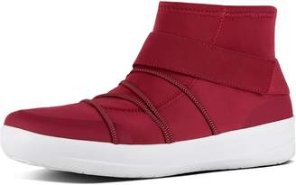 FitFlop Fran Bungee Elastic High-Top Sneakers