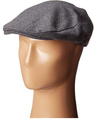 Country Gentleman Wool Ivy Flat Cap Caps