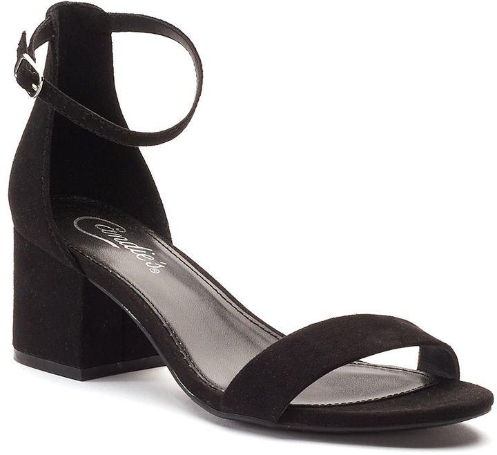 Candies Candie's® Cosmos Women's Block-Heel Sandals