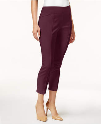 Style&Co. Style & Co Skinny Pull-On Ankle Pants, Created for Macy's