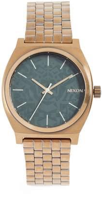 Nixon Time Teller Watch, 38mm
