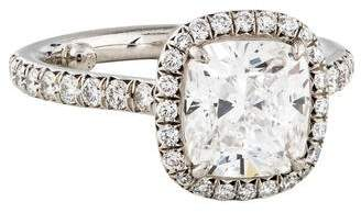 Tiffany & Co. 2.00ct Diamond Engagement Ring