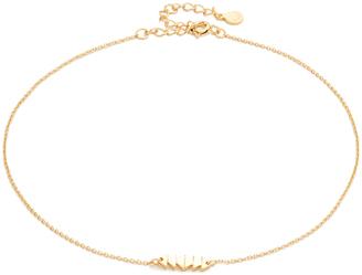 Gorjana Mika Choker Necklace $50 thestylecure.com