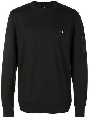 CK Calvin Klein basic logo sweatshirt
