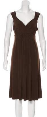 MICHAEL Michael Kors Sleeveless Casual Dress
