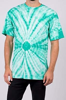 Neff Men's Smiley Wash Short Sleeve Tee Shirt