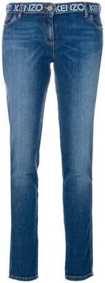 Kenzo five pocket jeans