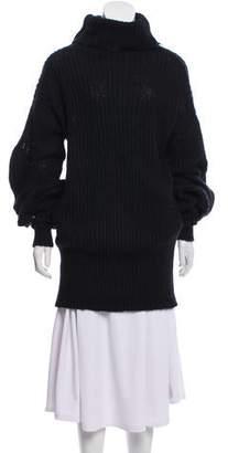 Stella McCartney Wool & Mohair-Blend Sweater