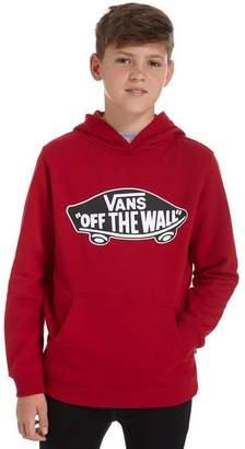 Vans Off The Wall Fleece OG Hoodie Junior - Acheter Pas Cher Parfait OKGrG8bl2Z