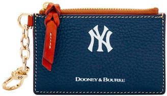Dooney & Bourke MLB Yankees Zip Top Card Case